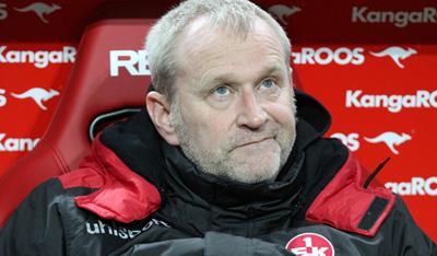 FCK-Sportdirektor Uwe Stöver