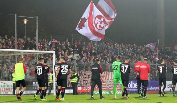 Pflichtsieg im Pfalz-Derby
