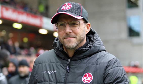 Neuer Trainer im Dezember: Sascha Hildmann soll den FCK wieder in die Spur bringen