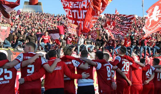 FCK-Derbysieg in Karlsruhe