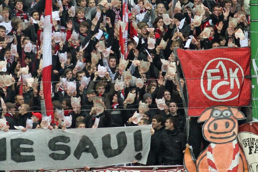 Eintracht Frankfurt FC Kaiserslautern BL 91//92 1