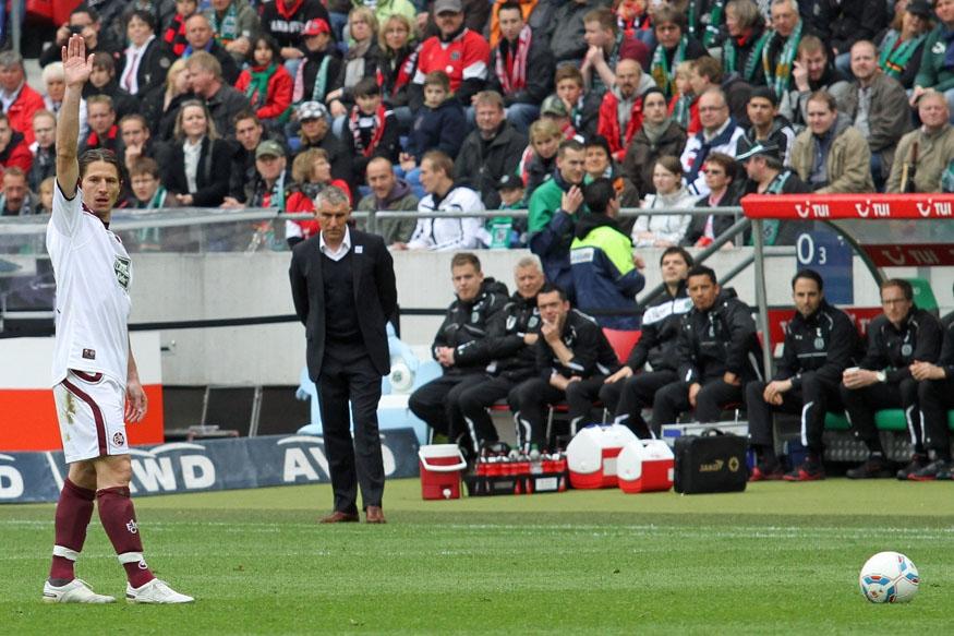 Hannover 96 Kaiserslautern