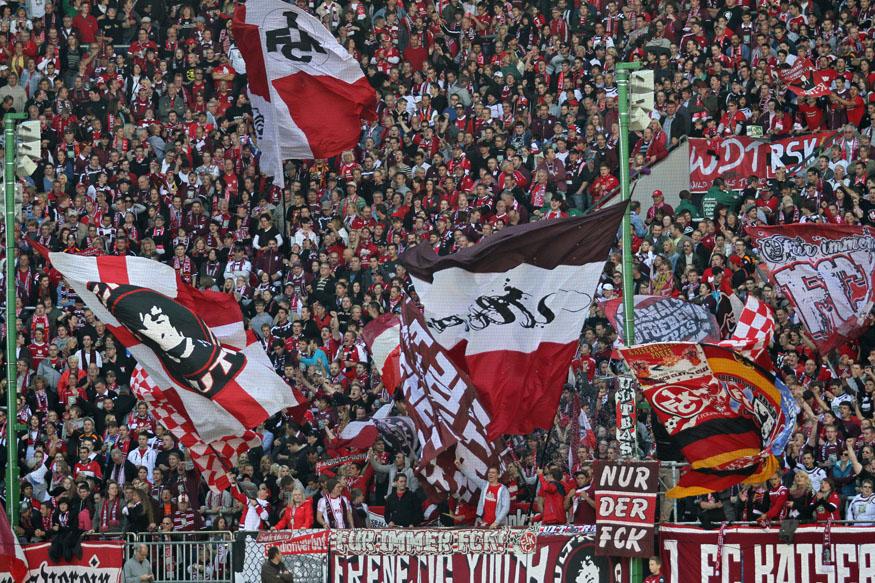 Fanfotos: 1. FC Kaiserslautern - Eintracht Braunschweig 1 ...