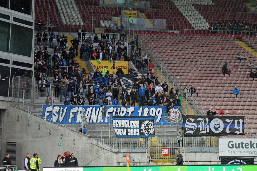 kaiserslautern vs fsv frankfurt