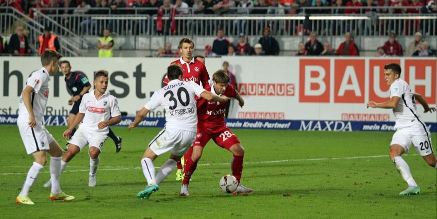 Kaiserslautern Freiburg 2021