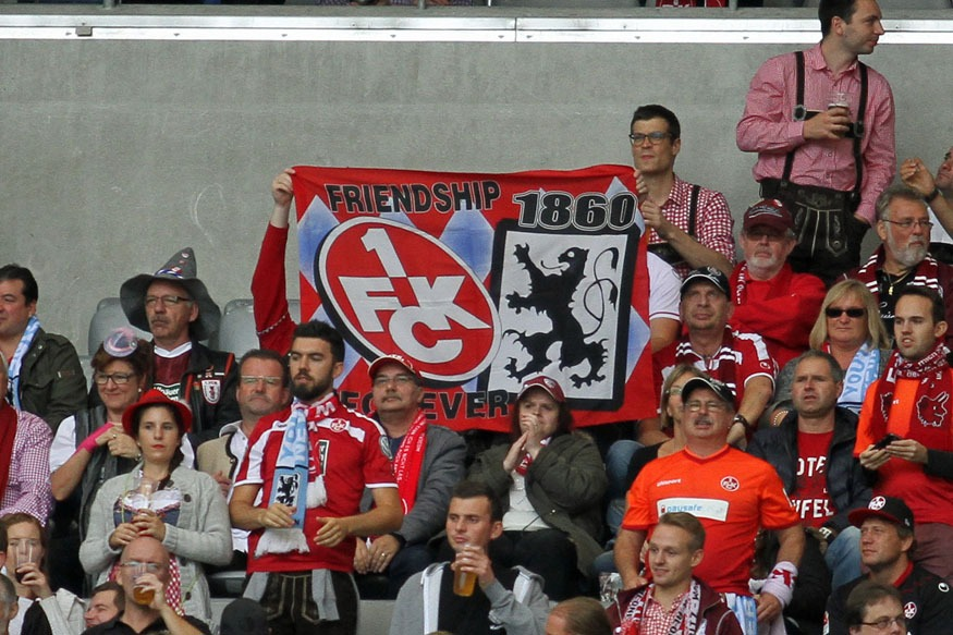 1860 München Kaiserslautern