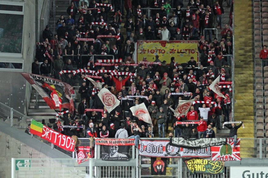 Fanfotos 1 Fc Kaiserslautern Würzburger Kickers 10 00 Der