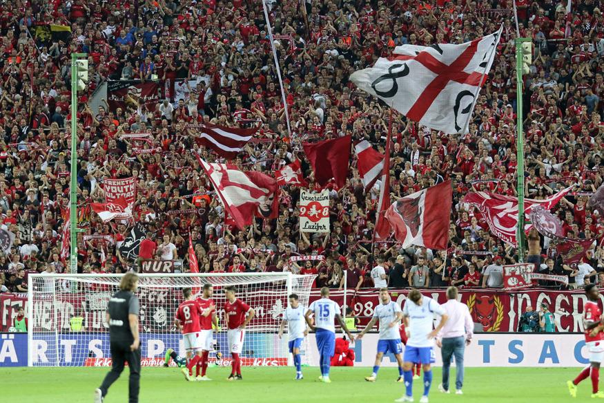 Kaiserslautern Darmstadt