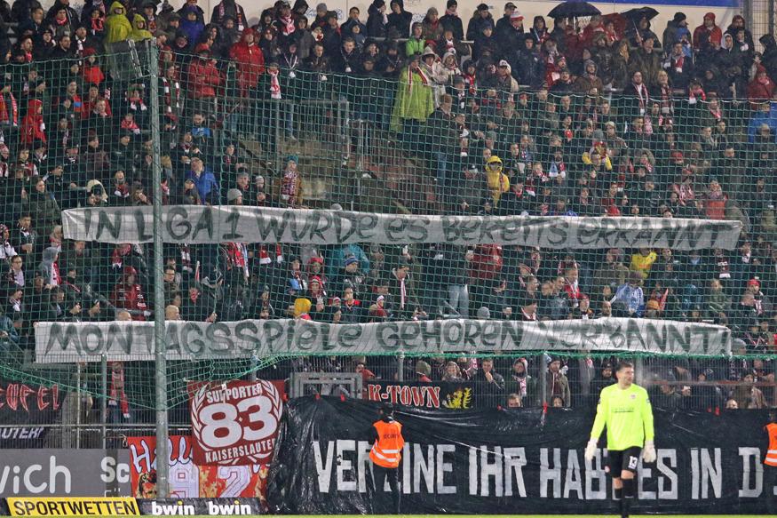 Kaiserslautern Unterhaching