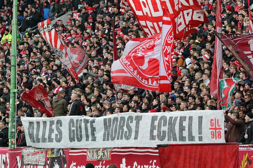 Alles Gute, Horst Eckel!