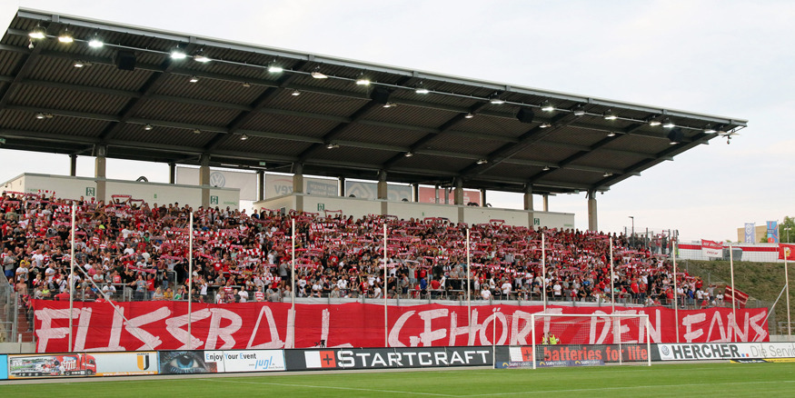 Fan-Protest in der Heimkurve: Fußball gehört den Fans