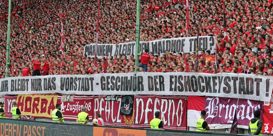 EIN LEBEN LANG T-Shirt Ultras Fan Fans Hooligan Hool Fussball KAISERSLAUTERN
