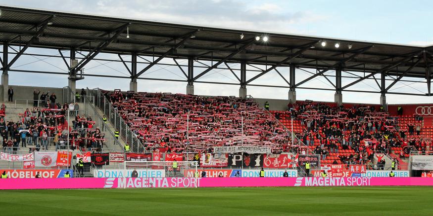 Rund 1.800 FCK-Fans in Ingolstadt