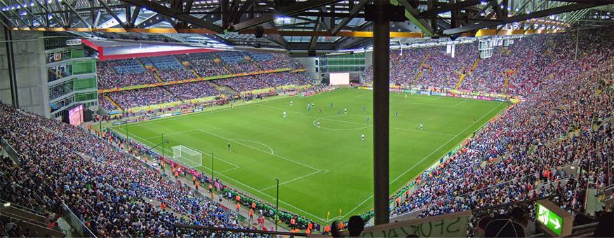 Der Betzenberg im Jahr 2006