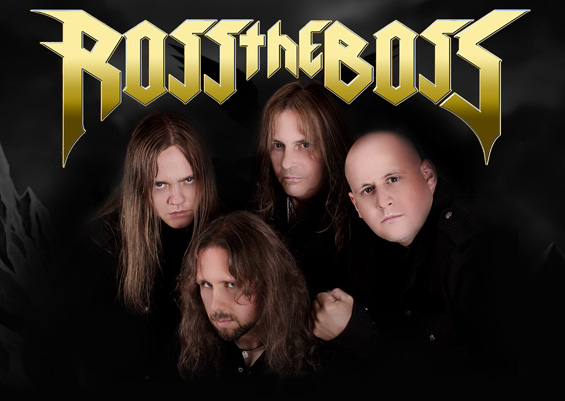 Bandfoto: Ross the Boss